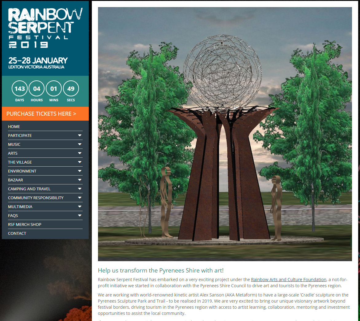 Rainbow Serpent Arts and Culture Foundation